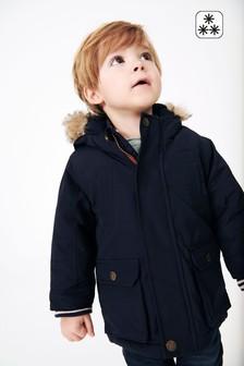 連帽外套 (3個月至7歲)