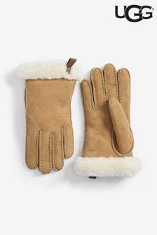Rękawiczki w kolorze kasztanowym UGG®
