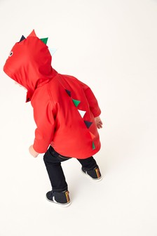 Ветровка в виде динозавра (3 мес.-7 лет)