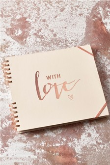 With Love Scrapbook