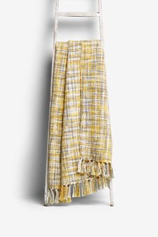 Woven Throw