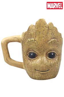Marvel® Groot 3D Shaped Mug