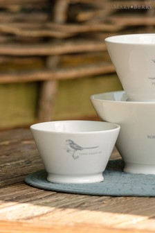 Mary Berry Garden Long Tailed Tit Small Serving Bowl