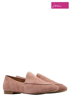 Joules Lexington Slipper aus Veloursleder