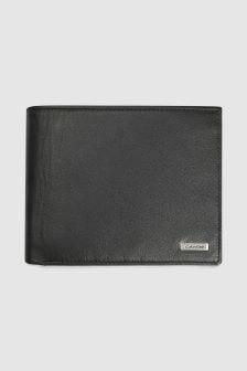 Calvin Klein Real Leather Bifold Wallet
