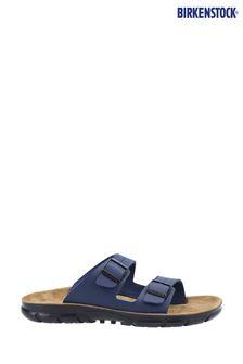 Birkenstock Blue Bilbao Mule Sandals