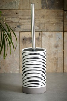 Striped Toilet Brush