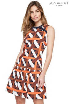 Damsel In A Dress Multi Maisie Woven Printed Dress