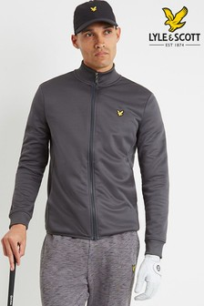 Lyle & Scott Golf Grey Midlayer
