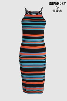 Superdry Multicoloured Carnival Bodycon Dress