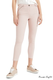 Phase Eight Pink Emerly Jean