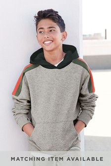 Side Panel Hoody (3-16yrs)