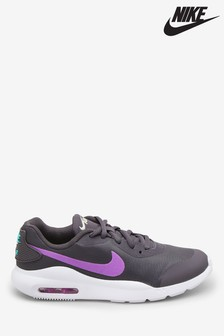 Nike Purple Air Max Oketo Youth Trainers