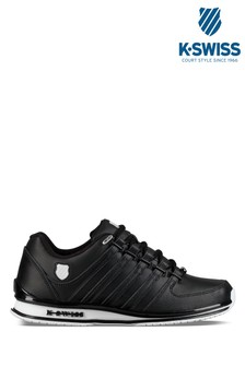 K-Swiss Black Rinzler Trainer