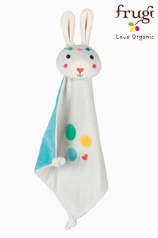 Frugi White Rabbit Comforter