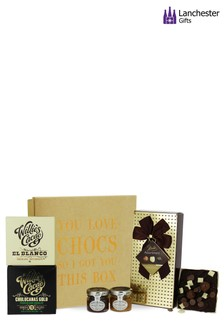Chocolate Gift Set by Lanchester Gifts