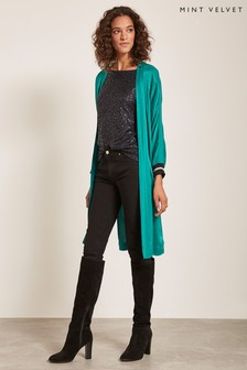 Mint Velvet Black Sculpt Jegging