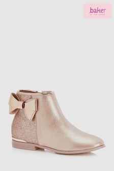Baker by Ted Baker Pink Wow Party Boot