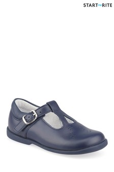 Start-Rite Swirl Kinderschuh, blau