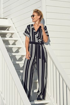 4ab8ed4f599 Emma Willis Wrap Jumpsuit