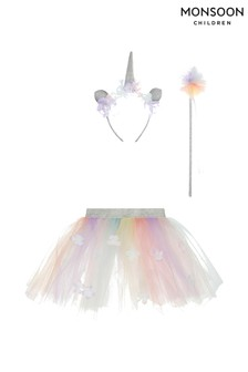 Monsoon Multi Sweetie Unicorn Dress Up