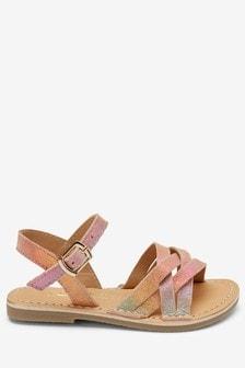 Sandalen im Webdesign (Jünger)