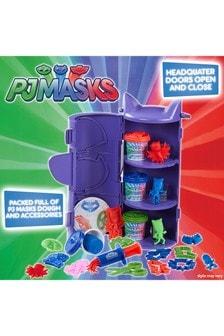 PJ Masks Headquarters Deluxe Dough Set