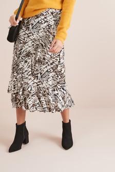 חצאית מלמלה