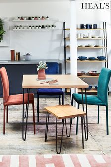 Brunel Dining Table Square By HEAL'S