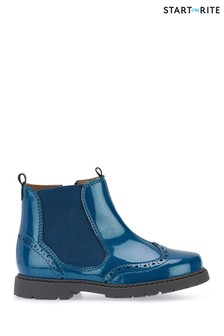 Start-Rite Blue Chelsea Shoe