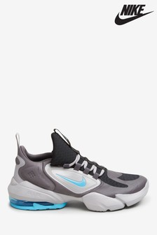 Nike Train Grey/Blue Air Max Savage Trainers