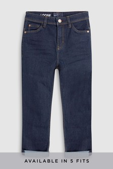 Five Pocket Loose Fit Jeans (3-16yrs)