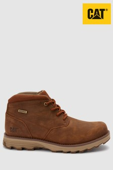 CAT® Brown Elude Lace Up Boot