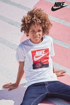 Nike Air White Photo T-Shirt