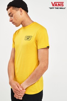 Vans Back Logo T-Shirt