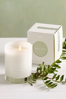 New York Collection Luxe Boxed Candle