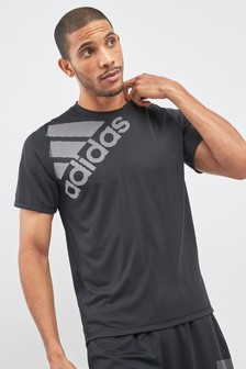 adidas Gym Logo T-Shirt