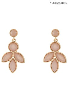 Accessorize Polly Petal Drop Earrings