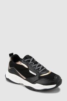 حذاء رياضي وثير (الأطفال الكبار)