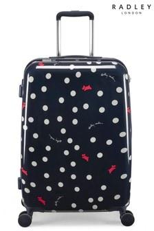 מזוודה בינונית בסגנון וינטאג' של Radley דגם Dog Dot