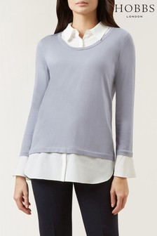 Hobbs Blue Jessica Sweater