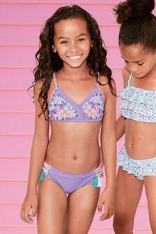 Embroidered Bikini (3-16yrs)