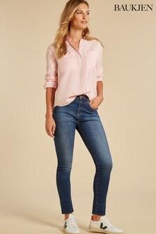 Baukjen Wren Skinny Jeans, Blau
