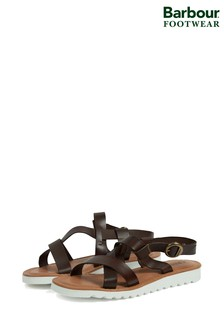 Barbour® Sandside Leather Sandal