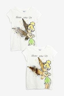 Tinkerbell Sequin T-Shirt (3-11yrs)