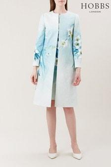 Hobbs Blue Amelie Coat