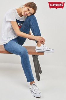 Levi's® 724™ Straight-Jeans mit hohem Bund