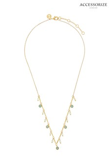 Z for Accessorize Charmy Swarovski® Necklace