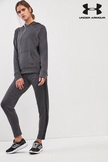 Under Armour Black Featherweight Fleece Jogger