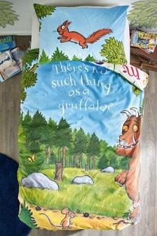 The Gruffalo Set mit Bettbezug und Kissenbezug